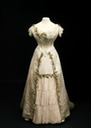 1893 Princess Mary's wedding dress front