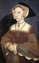 1537 Jane Seymour by Hans Holbein the Younger (Kunsthistorisches Museum - Wien, Austria)