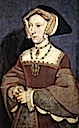1537 Jane Seymour by Hans Holbein the Younger (Kunsthistorisches Museum, Wien)