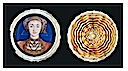 1539 Anne of Cleves miniature by Hans Holbein the Younger (location unknown to gogm)