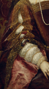 1548 Empress Isabel by Titian (Prado) - sleeves