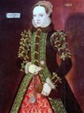 1560 Elizabeth FitzGerald, Countess of Lincoln by Steven van der Meulen (location unknown to gogm)