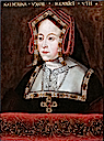 1560 Catherine of Aragon by English school