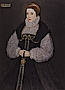 1564 Countess Dorothy, née Latimer, wife of Thomas Cecil by? (auctioned by Sotheby's)