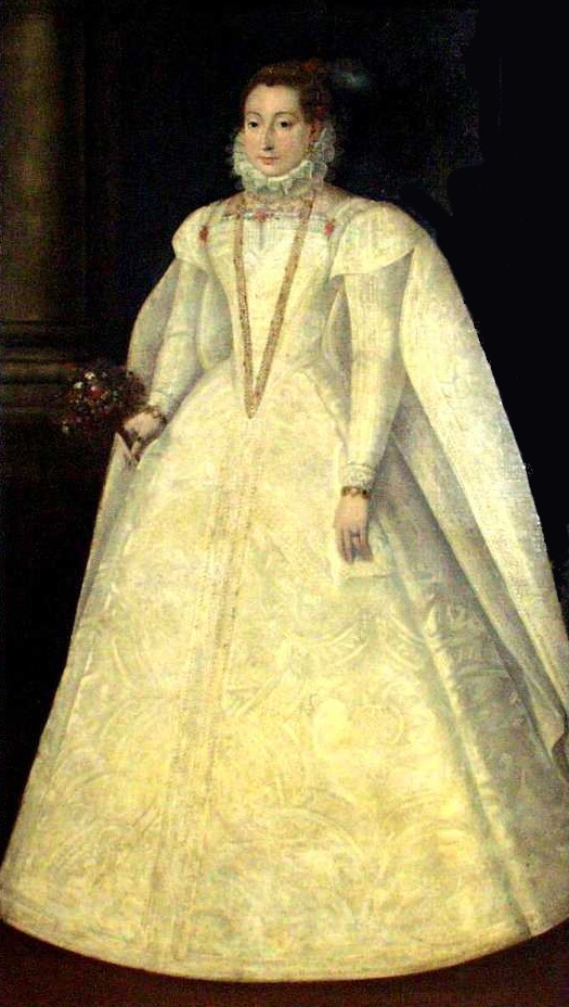 1565 Mary Stuart Wedding Dress By Location Unknown To Gogm