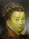 ca. 1568 Elisabeth de Valois by Anthonis Mor (Louvre?) head