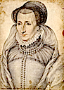 1570 Jeanne d'Albret by François Clouet (location unknown to gogm)