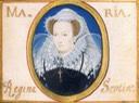 1578 Encased Miniature of Mary Queen of Scots by Nicholas Hilliard (Victoria and Albert Museum - London, UK) Wm