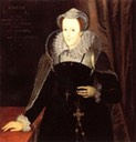 1578 Mary Stuart after Nicholas Hilliard (National Portrait Gallery, London, UK)