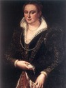 1579-1583 (between) Bianca Cappello by Girolamo Macchietti (Museo Nazionale di Palazzo Mansi - Lucca, Tuscany Italy)