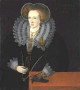 1599 Lady Agnes Douglas by Adrian Vanson (National Galleries of Scotland, Edinburgh)