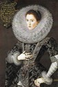 1603 Doña Ana de Velasco et Girón by Juan Pantoja de la Cruz (private collection) From Pinterest search