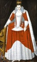ca. 1603 Peeress, possibly Lucy, Countess of Bedford by ? (National Portrait Gallery - London UK)