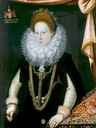 1614 Maria Schlechhuber betrothed to Andreas Ligsalz zu Ascholding by ? (private collection)