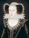 1605-1615 Lady Francis Fairfax by Marcus Gheeraerts the Younger (York Art Gallery - York UK)