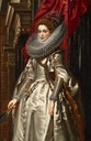 1605 Brigida Spinola Doria by Peter Paul Rubens (National Gallery of Art, Washington)
