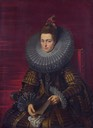 1609 Infanta Isabella by Peter Paul Rubens workshop (National Gallery - London UK)