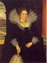 ca. 1611 Agnes Fermor by ? (location unknown to gogm)