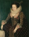 1615 Margaret Hay, Countess of Dunfermline by Marcus Gheeraerts (Dunedin Public Art Gallery - Dunedin, South Island New Zealand)
