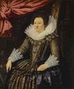 1617 Catharina van den Bergh by Jan Anthonisz. van Ravesteyn (Elisabeth Weeshuis Museum - Culemborg, Gelderland, Holland) From pinterest.com:jkrystyna82:16th-17th-century-rebatos-standing-collars: shadows X 1.25