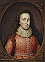 1619 Alathea Talbot, Countess of Arundel by Cornelius Janssen van Ceulen (Cornelius Johnson) (auctioned by Christie's)