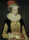 1620 Margareth Laton by Marcus Gheeraerts the Younger (Victoria and Albert Museum)