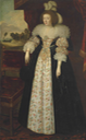 1627 Martha, Countess of Lindsey by ? (auctioned by Christie's) inc. exposure