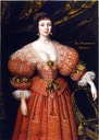 1630 Jane Countess of Winchester by Gilbert Jackson (Lane Fine Art)
