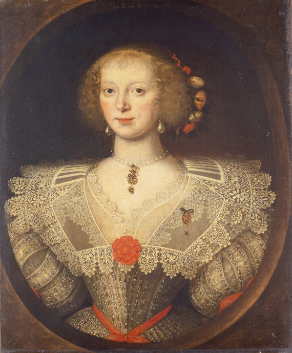 1631 Lady, called 'Countess of Cavan' by Gilbert Jackson (National Museum of Wales - Cardiff, Wales, UK) From thepcf.org.uk:artdetective:discussions:discussions:is-this-portrait-of-jane-robartes-wife-of-charles-lambart-1st-earl-of-cavan