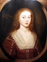 1632 Catherine Manners, Baroness de Ros of Helmsley, Countess of Buckingham at age of 19 by ? (Storm Galleries)