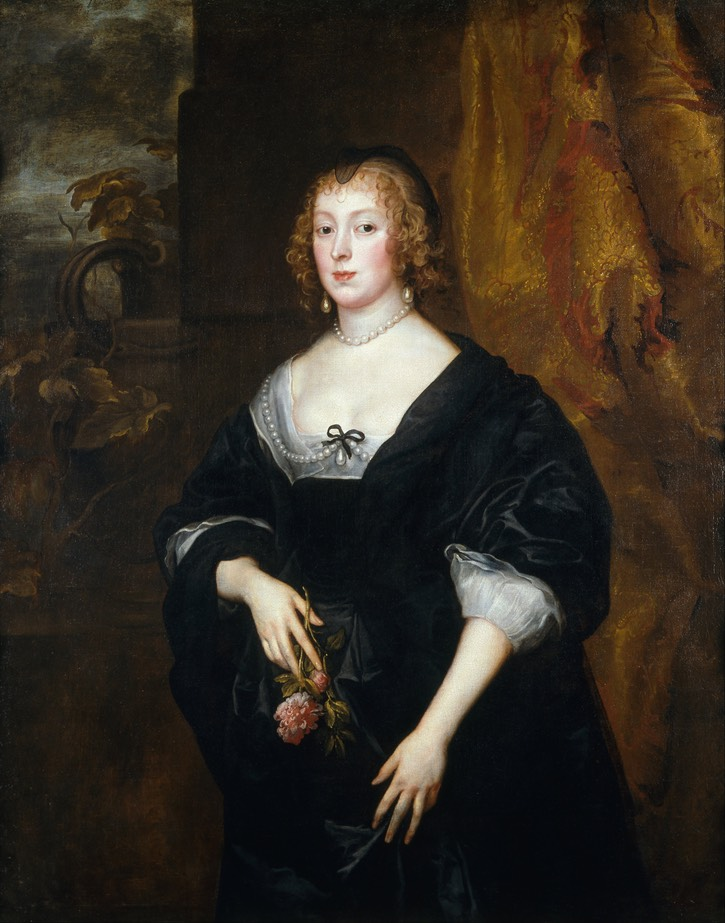 1633 Dorothy, Lady Dacre by Sir Anthonis van Dyck (Denver Art Museum - Denver, Colorado, USA) UPGRADE From Google Art Project via Wikimedia