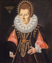 1633 Lady Juliana Campbell by ? (National Galleries of Scotland - Edinburgh UK)