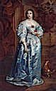 1633-1638 A Lady of the Spencer Family by Sir Anthonis van Dyck (Tate Gallery)