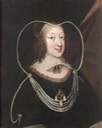 1637 (or shortly after) Christine de France douairière by ? (location unknown to gogm) filled in shadows, inc. exp., inc. highlights