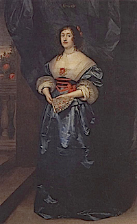 1638 Countess of Elgin by Cornelius Johnson (location unknown to gogm) lightened