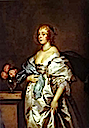 1638 Lady Borlase by Sir Anthonis van Dyck (Kingston Lacy, Wimborne Minster UK)