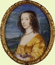 1640 Frances, Countess of Portland by Sir Anthonis van Dyck (Royal collection)