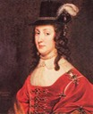 1647 Leonora Christina Ulfeldt by Gerrit van Honthorst (location unknown to gogm)