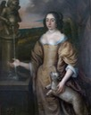 1650 Elizabeth, Countess of Carnarvon attributed to David Des Granges (for sale by Roy Precious) X 2