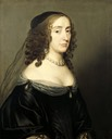 1650 Elizabeth, Queen of Bohemia by Gerard van Honthorst (Ashdown House - Oxfordshire UK)