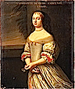 1650 Charlotte de Hesse-Cassel, Electrice de Baviere by the Beaubrun Brothers studio