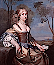 1654 Anne Bulwer by Gerard Soest (Philip Mould)