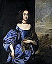 ca. 1660 Hannah Winton by school of Sir Peter lely (Norfolk Museums and Archaeology Service, Norfolk UK)
