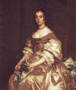 1663-1665 Catherine of Bragança by Sir Peter Lely (Royal Collection)