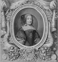 1663 (engraved) Christine, daughter of France, by the grace of God, Duchess of Savoy Bibliothèque nationale de France via Wikimedia detint