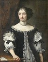 ca. 1663 (estimated) Maria Maddalena Rospigliosi (1645–1695) by Carlo Maratta (Louvre)