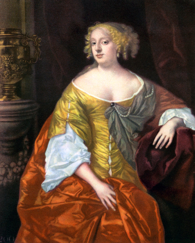 1665 Anne Spencer, née Digby, Countess of Sunderland by Sir Peter Lely (location unknown to gogm) peerage #105375 From magnoliabox.com/index.cfm?event=catalogue.qsearch&searchString=Lady%20Anne&pageStart=61