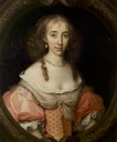 1669 Magdalen Aston, Lady Burdett by John Wright (Nottingham City Museums and Galleries Nottingham Castle, Nottingham UK)