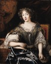 1670s Lady, said to be Madame de La Vallière by Pierre Mignard (location unknown to gogm)