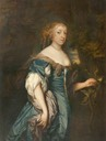 1671 Lady Diana Bruce (d.1672) by Sir Peter Lely (National Galleries of Scotland - Edinburgh Scotland)